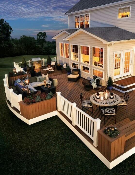 Prepare su terraza para el invierno