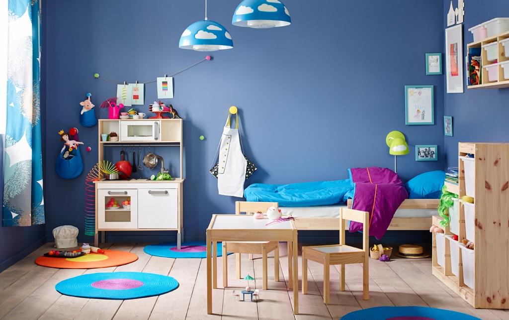 Decoración de la habitación de los niños: consejos creativos para una super habitación