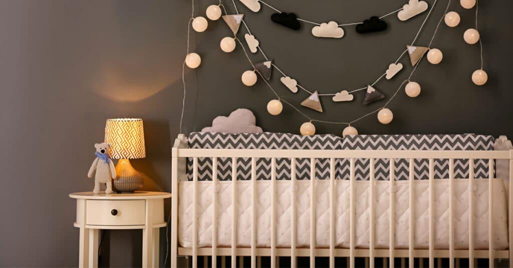 ¡16 habitaciones para bebés que también te harán soñar!  Inspírate …