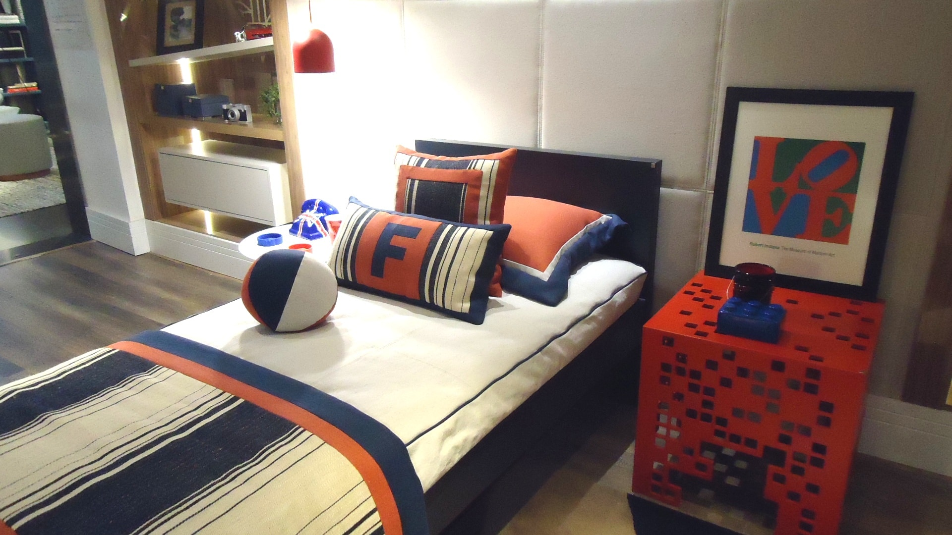 Casa Cor SP 2015 - habitación de niño