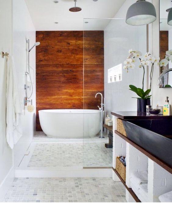 ideas de decoracion de baños 14