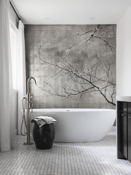 ideas de decoracion de baños 16
