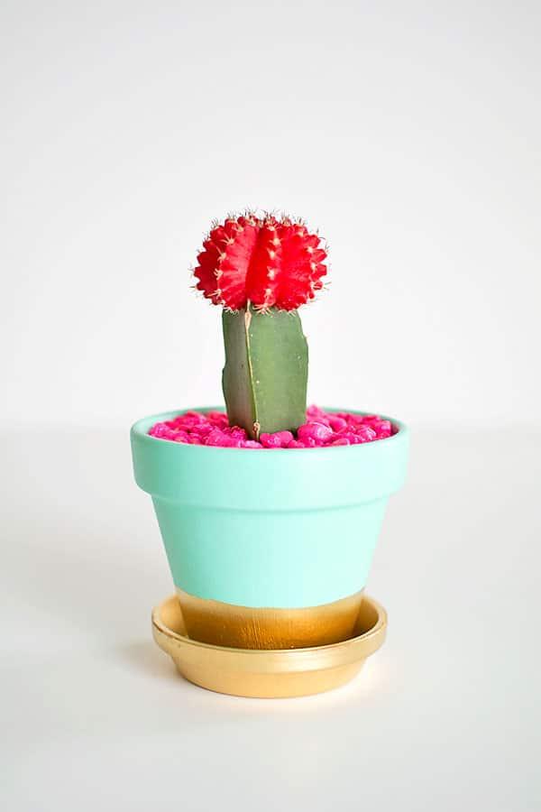 florero de terracota creativo 5